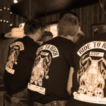 bikers at bar
